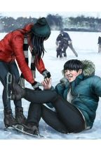 Kuss im Schnee | BTS Jungkook x Reader by AyumiTakashi2004