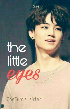 The little eyes [GOT7] by RaesLenes