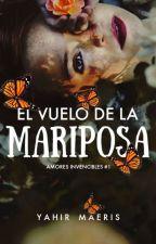 El vuelo de la Mariposa © (AI #1) #WOWLimitedEdition by YahirMaeris