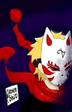 Demon Kitsune by DessertShiro