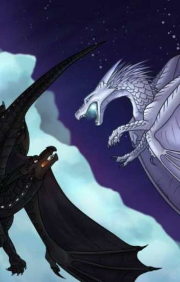 Wings of Fire(Female Icewing/Nightwing Animus)x reader/Choose Your