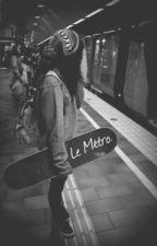 Le Métro. [En Pause] by LittleEnergie