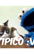 Tipico :v [Español] by PanditaChan193