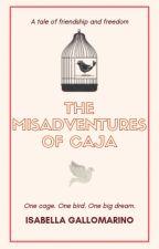 The Misadventures of Caja by Bellarina50