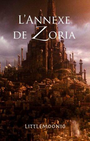 L'Annexe de Zoria by littlemoon10