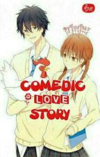 Comedic Love Story by Stecielly