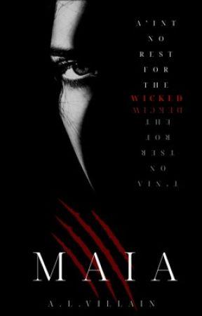Maia | #2 by ALadyVillain
