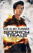She's My Runner: The Scorch Trials | Minho | TMR by vaysongaldames