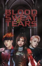 Blood Sweat & Tears: Miracle of Bangtan City by desteenx