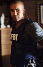 Derek Morgan - Criminal minds  by MacarenaRiveratres