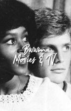 interracial/bwwm movies & shows  by pacifyherafi