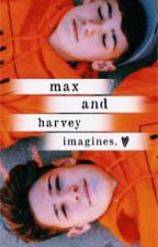 max and harvey imagines  by ilymah