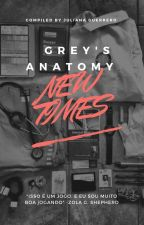 Grey's Anatomy-New Times by __Aquar1um__