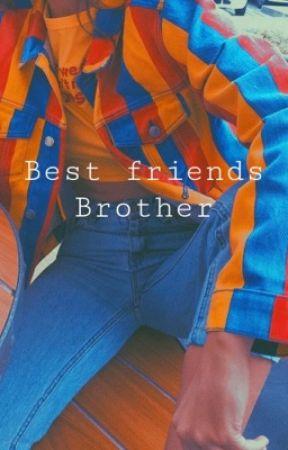 Best friends Brother J.D.G by cornbutler