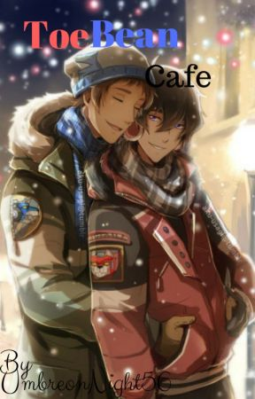 Toe Bean Cafe (Klance Fanfic) by Umbr3onNight56