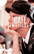 Café americano. « ChanBaek»  by imisspeggy