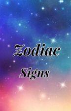 Zodiac Signs by zayummmdallas