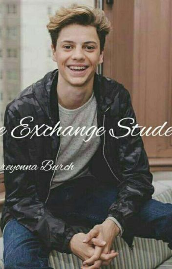 The Exchange Student   Zareyonna Burch