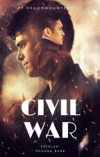 Civil War | FF Shadowhunters CZ (Malec) by phuong_bane