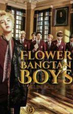 FLOWER BANGTAN BOYS -Min Yoongi by umaypelin