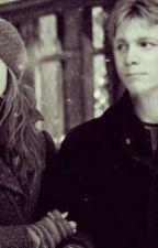 Fred & Hermione  by annabiancabella
