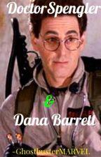 Egon Spengler x Dana Barrett by GhostbusterMARVEL
