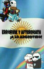 ERRORINK Y AFTERDEATH A LO ARGENTINO by -G00Dwendytesta