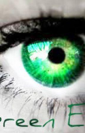 Green Eyes by ShadowLight