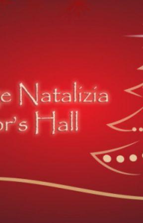 Challange Natalizia Raynor's Hall by Hanna-dha