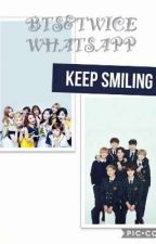 BTS&TWİCE WHATSAPP by armyonce428