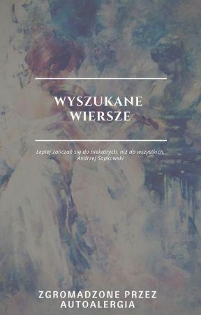 Wyszukane Wiersze Szymborska Wisława Wattpad