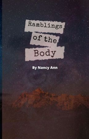 Ramblings of My Mind (A Book Of Poems and Thoughts) by AuthorNancyAnn