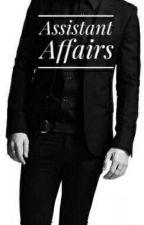 Assistant Affairs (H.S.) (S.G.) by KaterinaPerez-Gomez