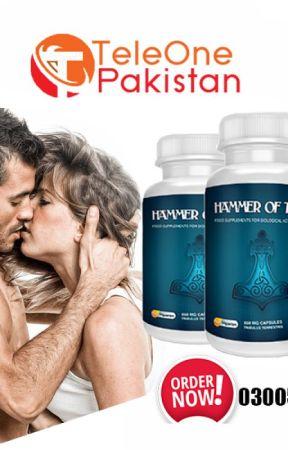hammer of thor capsules in dera ghazi khan teleonepakistan com