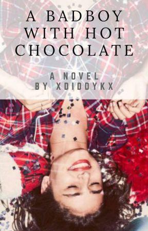 A Bad Boy with hot chocolate by xdiddykx
