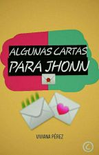 Una Carta Para Jhonn by VivianaPerezCubas