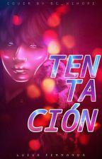 tentación   kim taehyung. by TeVoyAViolar
