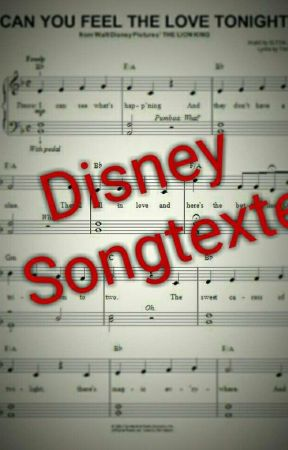 Disney Songtexte Fakten König Der Löwender Ewige Kreis Wattpad