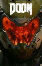 The huntress of Hell. (A doom reader x RWBY)  by SpartanII25