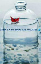 Sento il mare dentro a una conchiglia 🐚 by Maria_jessi