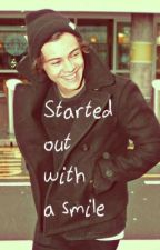 Started out with a Smile ~Harry Styles love story~ by karrots_kryptonite