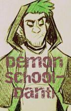 Demon School- Danti by CorpseIsLove