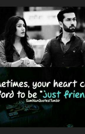 Just Friends A Shivika Ff Very Slow Updates 22 Shivika