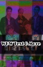 ||WDW|| Group Chat & More by jusst_a_music_fan