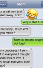 Funny Texts by katespz