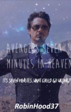 Avengers Seven Minutes in Heaven by hollyrose030