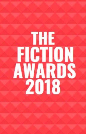 The Fiction Awards 2018 by thefictionawards