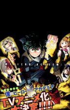 My Hero Academia Roleplay by Xarazechi