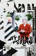 Arcane Souls ∞ JEONGCHEOL by tryxea_