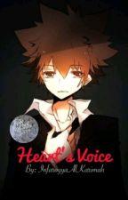 Heart's Voice  by InfaroyyaAlKarimah